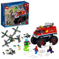 LEGO Marvel Super Heroes Spider-Mans monstertruck vs Mysterio 76174