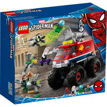 LEGO Marvel Super Heroes Spider-Mans monstertruck vs Mysterio 76174