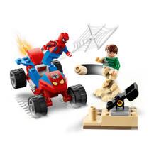 LEGO SH 76172 SPIDERMAN EN SANDMAN DUEL