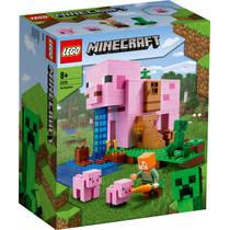 LEGO Minecraft het varkenshuis 21170
