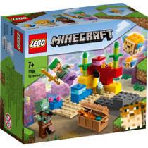 LEGO MINECRAFT 21164 KORAALRIF