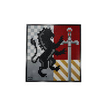 LEGO 31201 HARRY POTTER HOGWARTS CRESTS