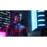 PS4 MARVEL'S SPIDER-MAN MMORALES