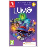Nintendo Switch Lumo - code in a box