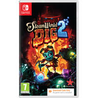 Nintendo Switch SteamWorld Dig 2 - code in a box