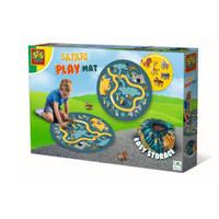 Safari 2-in-1 speelmat met opbergzak