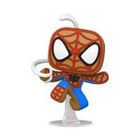 IOI 49 - POP MARVEL: HOLIDAY- SPIDER-MAN