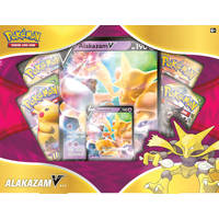 POKÉMON TCG JANUARY V BOX