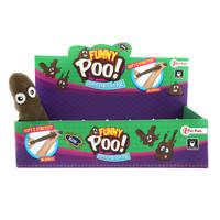 Funny Poo super rekbare anti stressdrol