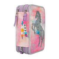 Miss Melody etui - paars