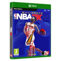 Xbox Series X NBA 2K21