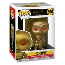 POP! STAR WARS - RED EYES C-3PO