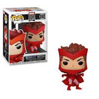 Funko Pop! figuur Marvels Scarlet Witch eerste verschijning