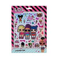 Sticker Fun L.O.L. Surprise!