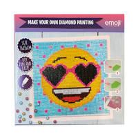 Emoji Diamant Painting set zonnebril
