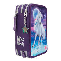 Miss Melody Northern Lights 3-vaks etui met LED