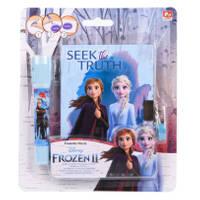 Disney Frozen 2 geheimdagboek met UV pen