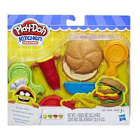 Play-Doh Kitchen Creations Burger Bash speelset