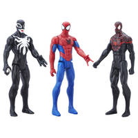 Spider-Man Titan Hero Series figuur 3-pack