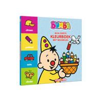 Bumba Mijn eerste kleurboek met woordjes