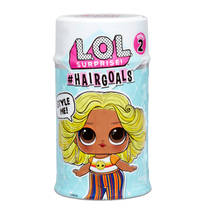 L.O.L. SURPRISE HAIRGOALS 2.0 ASST IN PD