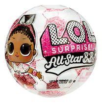 L.O.L. Surprise! All Star BBs voetbal