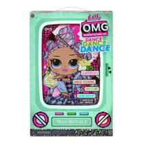 L.O.L. OMG DANCE DOLL MISS ROYALE