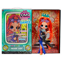 L.O.L. OMG DANCE DOLL MAJOR LADY