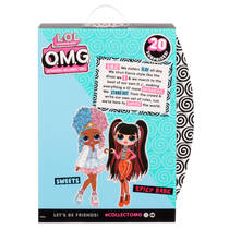 L.O.L. SURPRISE OMG DOLL S4 STYLE 1