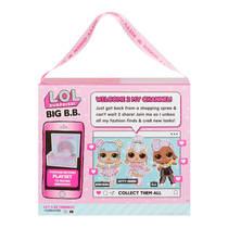 L.O.L. SURPRISE BIG B.B.DOLL-KITTY QUEEN