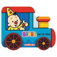 Bumba boek De Bumba trein