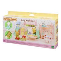 Sylvanian Families speelkamer met baby's speelset 5397