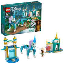 LEGO Disney Princess Raya en Sisu draak 43184