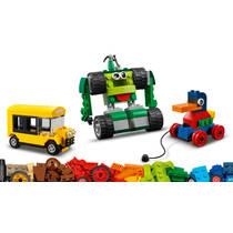 LEGO 11014 STENEN EN WIELEN