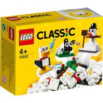 LEGO CLASSIC 11012 CREATIEVE WITTE STENE