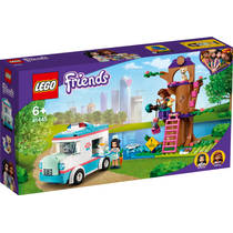 LEGO Friends dierenambulance 41445