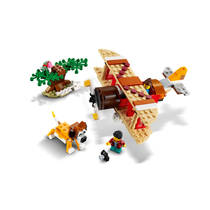 LEGO CREATOR 31116 SAFARI WILDE DIEREN B