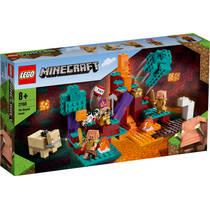 LEGO Minecraft het verwrongen bos 21168