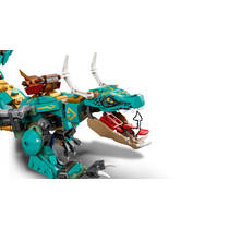 LEGO NINJAGO 71746 JUNGLEDRAAK
