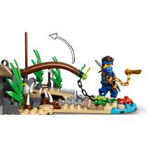 LEGO NINJAGO 71747 HET DORP VAN DE BESCH