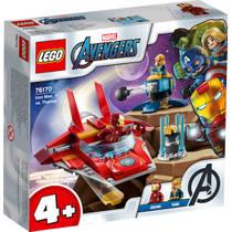 LEGO SH 76170 IRON MAN VS. THANOS