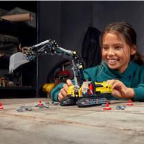 LEGO TECHNIC 42121 ZWARE GRAAFMACHINE