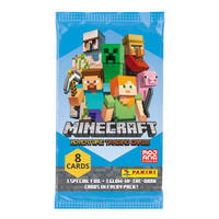 Minecraft Adventure Trading Card Game booster