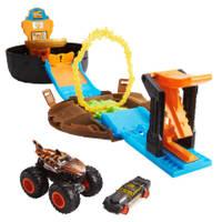 Hot Wheels monstertruck stuntbandenset