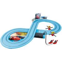 Carrera First Disney Cars racebaan - 2,4 meter