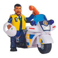 SAM POLITIE MOTOR INCL FIGUUR