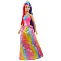 Barbie Dreamtopia lang haar prinsessenpop