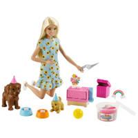 Barbie puppy feestje - blond