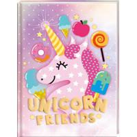 Unicorn fantasie vriendenboek