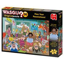 WASGIJ ORIGINAL 36 - GOEDE VOORNEMENS! (
